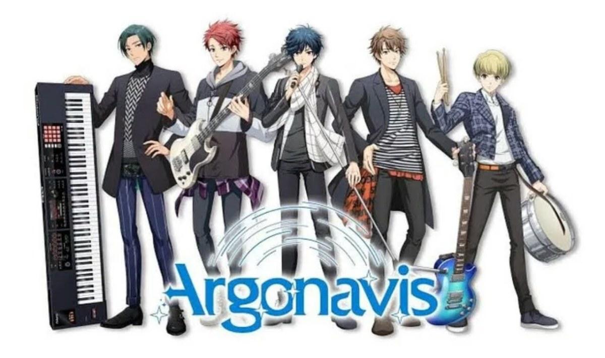 Anime Band Laki-Laki Argonavis Dari BanG Dream! Ungkap Pemeran Lainnya Dan Tanggal Debutnya Dalam PV Baru 5
