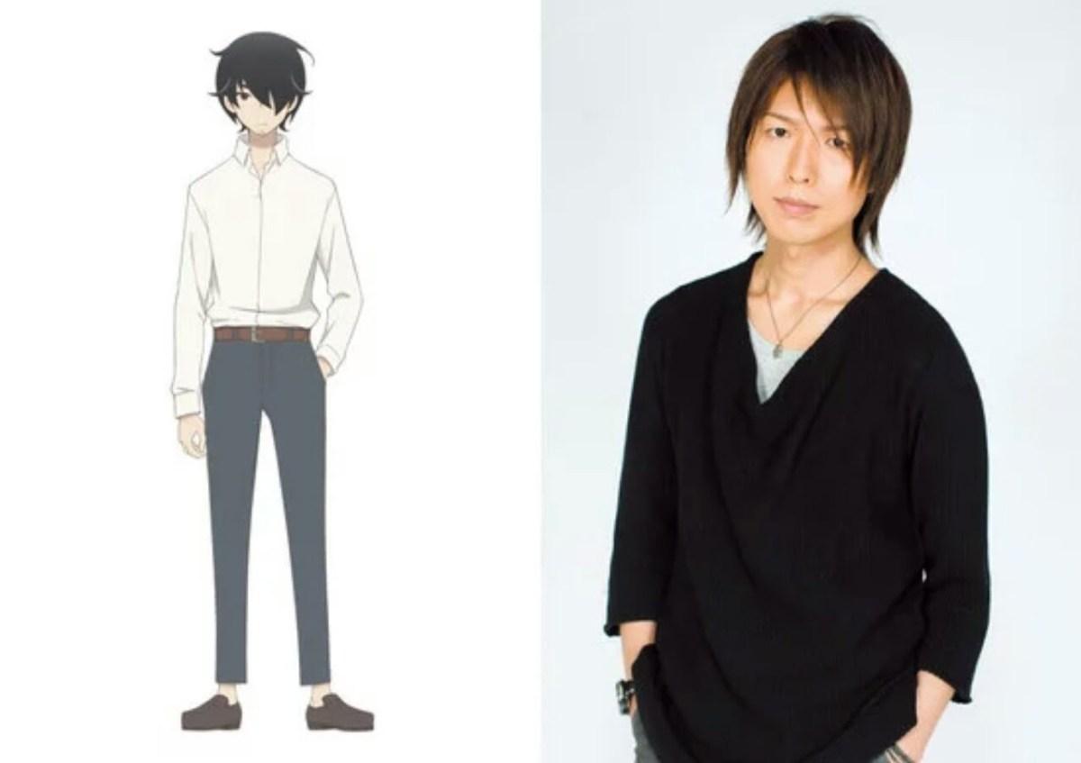 Anime Kakushigoto Diperankan Oleh Taku Yashiro, Kiyono Yasuno, Ayane Sakura, Ayumu Murase 6