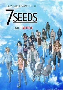 Season Ke-2 Anime 7SEEDS Ungkap Tanggal Debutnya dan Visual Baru 3