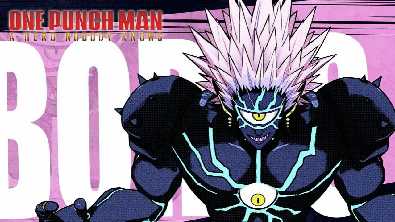 Trailer Dari Game One-Punch Man: A Hero Nobody Knows Perlihatkan 4 Karakter 1