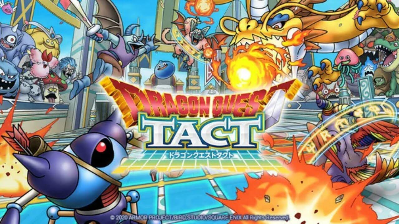 Dragon Quest Dapatkan RPG Tactical Smartphone 1