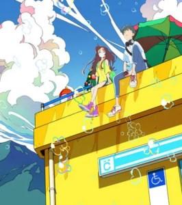 Film Anime Words Bubble Up Like Soda Pop Ungkap Seiyuu Lainnya 3