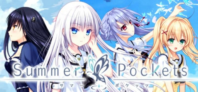 Versi Inggris Visual Novel Summer Pockets Debut Di Steam 1