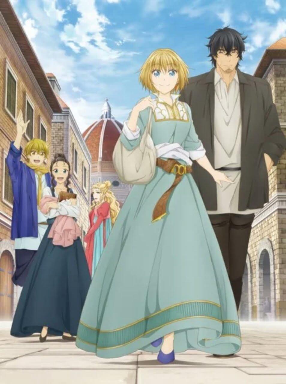 PV ke-2 Anime TV Arte Ungkap Tanggal Debut Dan Lagu Pembuka Animenya 2