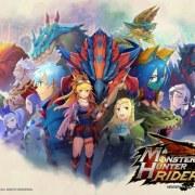 Game Smartphone Monster Hunter Riders Akan Diluncurkan Pada Bulan Februari 16