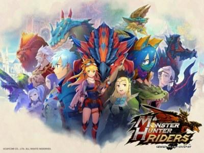 Game Smartphone Monster Hunter Riders Akan Diluncurkan Pada Bulan Februari 1