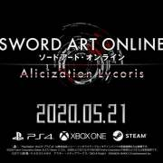 Trailer Dari Game Sword Art Online Alicization Lycoris Pratinjau Cerita dan Gameplay 32