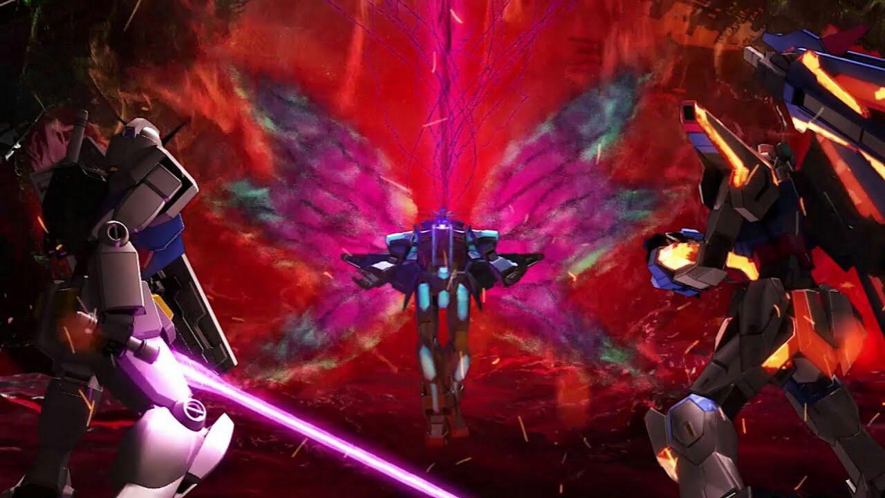Trailer Dari Game PS4 Mobile Suit Gundam: Extreme Vs. Maxiboost ON Dirilis 1