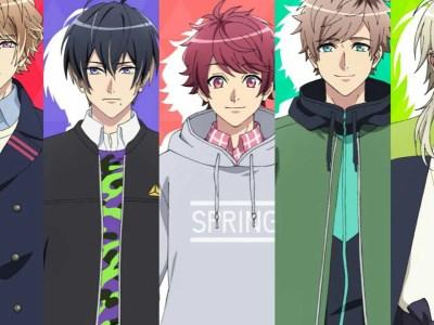 Sisa Episode Anime A3! Diundur ke Bulan April atau Lebih Lama 51