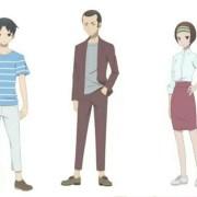 Anime Kakushigoto Diperankan oleh Natsuki Hanae, Rikiya Koyama, Manami Numakura 29