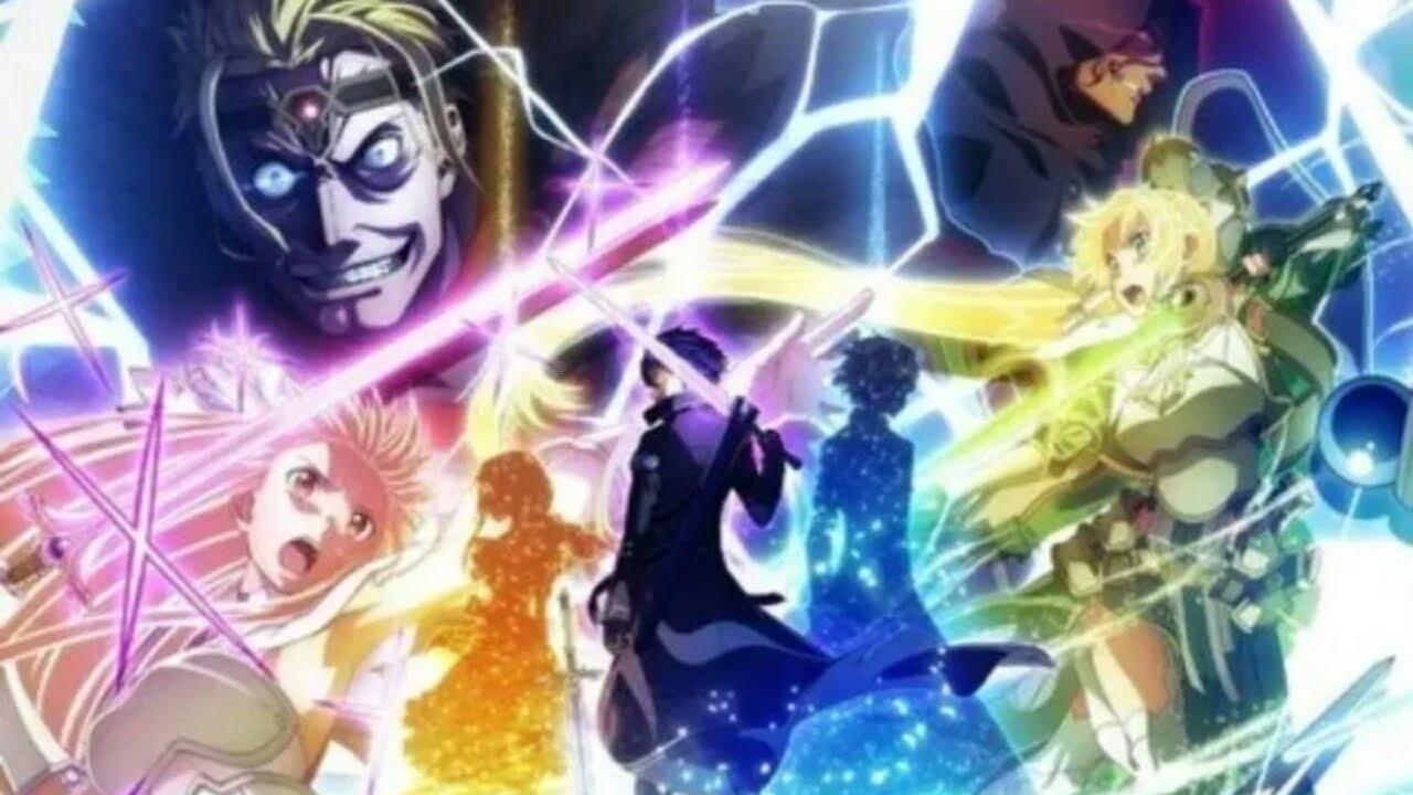 Video dari Anime Sword Art Online: Alicization - War of Underworld Pratinjau 'Last Season' 1
