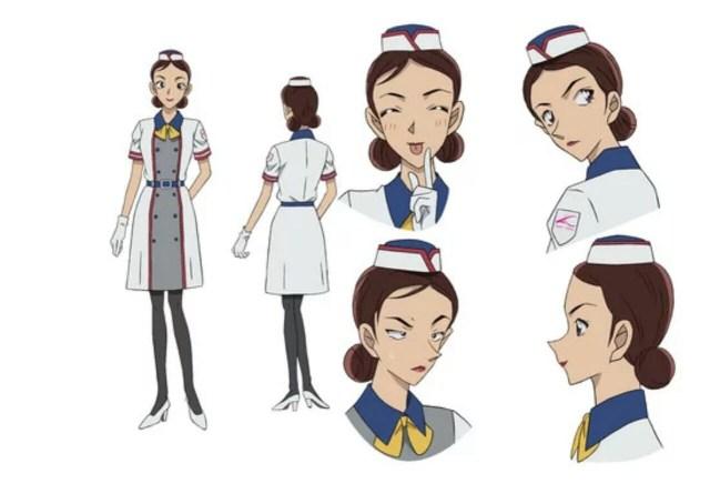 Film Detective Conan Ke-24 Diperankan Minami Hamabe 2