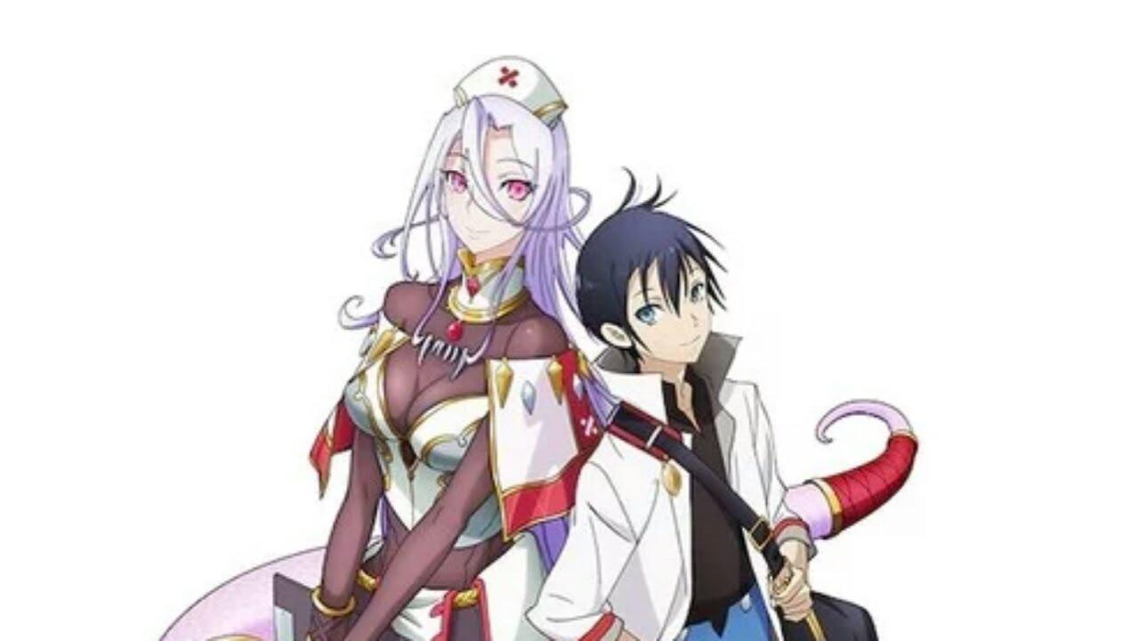 Anime TV Monster Girl Doctor Diperankan Saori Ōnishi, Shunichi Toki 1