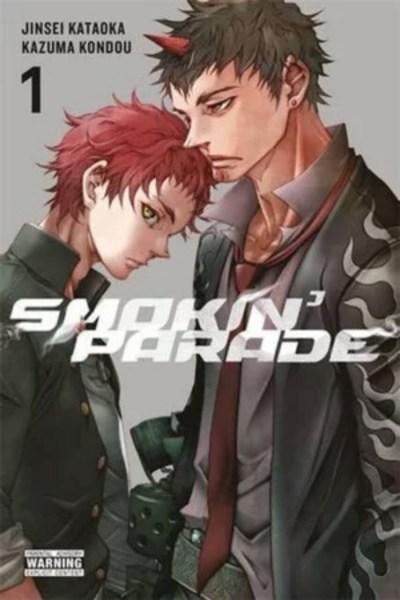 Manga Smokin' Parade, Karya Duo Kreator Deadman Wonderland, Memasuki Arc Terakhir 1