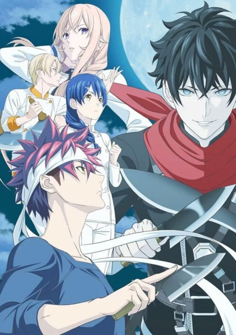 Season Kelima Anime Food Wars! Shokugeki no Soma Ungkap Tanggal Tayangnya 2