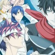 Season Kelima Anime Food Wars! Shokugeki no Soma Ungkap Tanggal Tayangnya 12