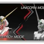Gunpla Gundam Unicorn Baru Dapat 'Bertransformasi' Sendiri 11