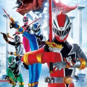 Season Ke-28 Power Rangers Menggunakan Cuplikan Ryūsoulger 19