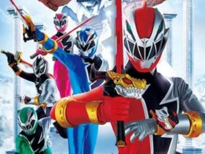 Season Ke-28 Power Rangers Menggunakan Cuplikan Ryūsoulger 39