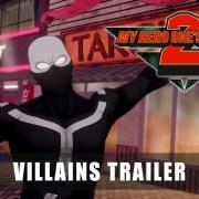 Trailer dari Game My Hero One's Justice 2 Perlihatkan Para Villain 16