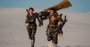 Film Monster Hunter Hollywood Ungkap 2 Poster 4