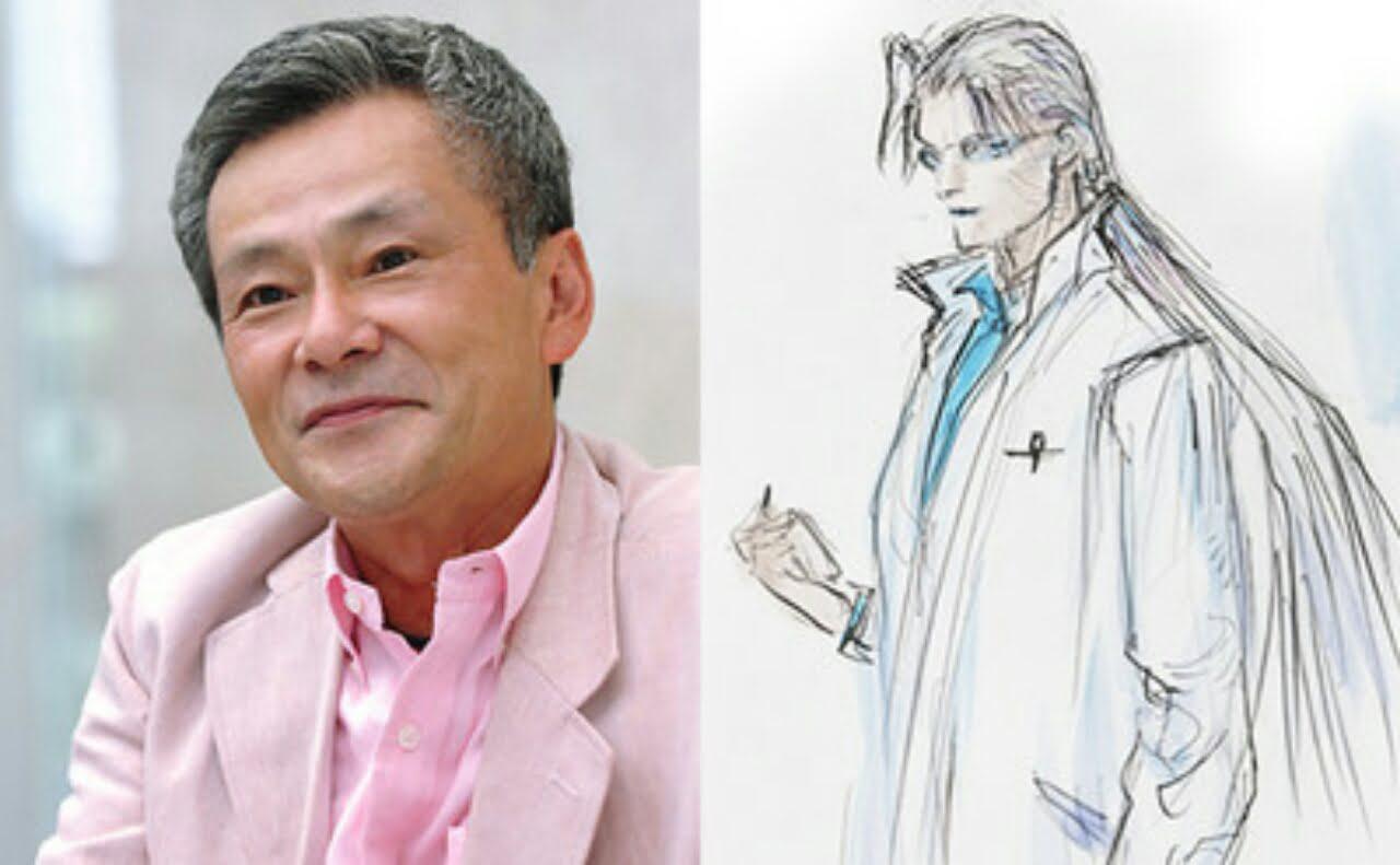 Seri Anime Gibiate Garapan Yoshitaka Amano Umumkan Shuichi Ikeda dan 3 Anggota Pemeran Lainnya 1