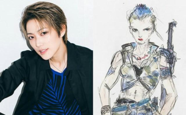 Seri Anime Gibiate Garapan Yoshitaka Amano Umumkan Shuichi Ikeda dan 3 Anggota Pemeran Lainnya 3