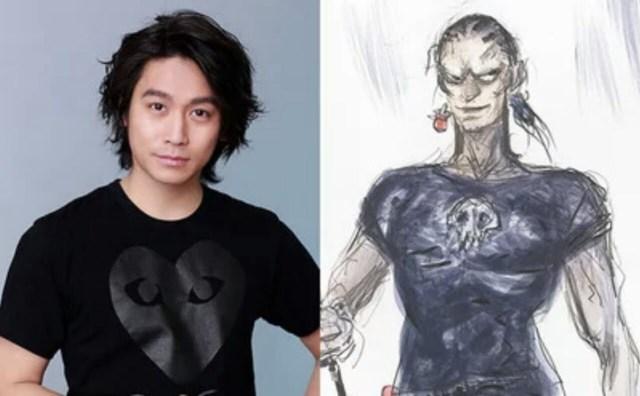 Seri Anime Gibiate Garapan Yoshitaka Amano Umumkan Shuichi Ikeda dan 3 Anggota Pemeran Lainnya 4