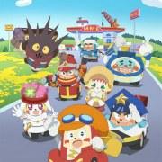 Sony Music dan Aniplex Memproduksi Anime TV Norimono Man Mobile Land no Car-kun 14
