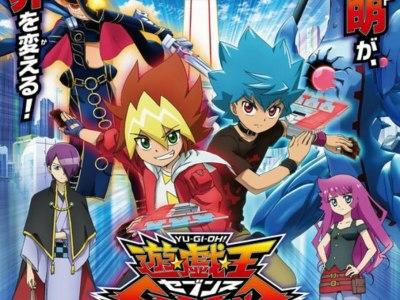Anime Yu-Gi-Oh! Sevens Ungkap Visual dan Tanggal Tayangnya 19