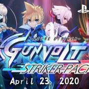 Azure Striker Gunvolt: Striker Pack Dapatkan Rilisan Fisik untuk PS4 di Barat 17