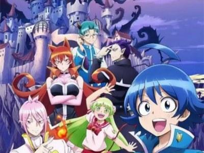 Anime Mairimashita! Iruma-kun Dapatkan Season Kedua Pada Musim Semi 2021 23