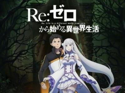 Season Kedua Anime TV Re:ZERO Ditunda ke Juli 41