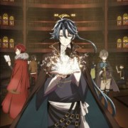 Video terbaru Anime Bungo to Alchemist Suguhkan Lagu Opening dari Urashimasakatasen 19
