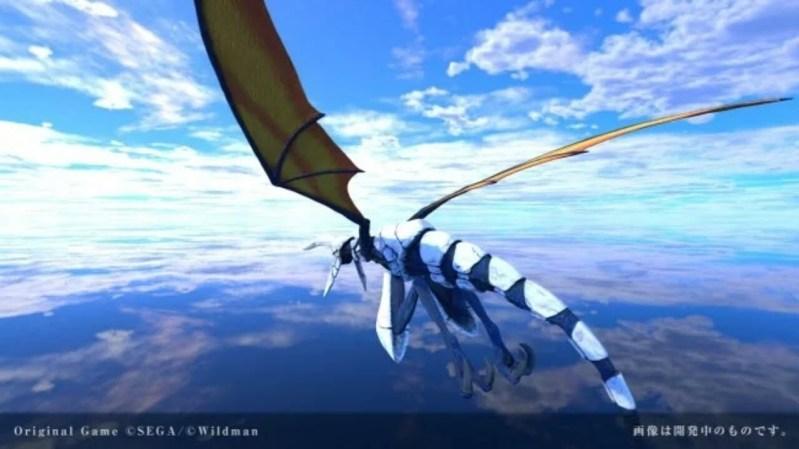 Kreator Panzer Dragoon, Yukio Futatsugi, Tidak Terlibat Dengan Voyage Record, Proyek Remake 1
