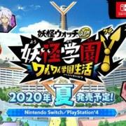 Game Yo-kai Gakuen Y Wai Wai Gakuen Seikatsu Akan Diluncurkan untuk Switch dan PS4 Pada Musim Panas 8