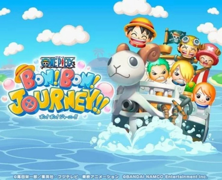 Game Smartphone One Piece Bon! Bon! Journey!! Diluncurkan 1