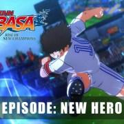 Trailer dari Game Captain Tsubasa: Rise of New Champions Pratinjau Story Mode 'Episode: New Hero' 20