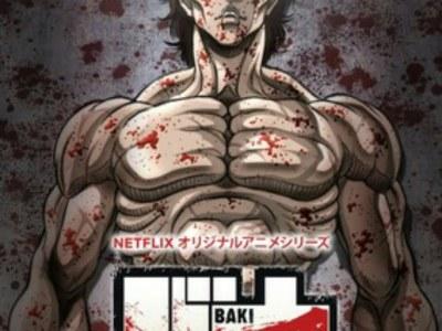 Anime Baki Season 2 Tayang di Netflix Di Seluruh Dunia Pada Tanggal 4 Juni 62