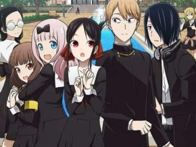 Masayuki Suzuki Kembali Membawakan Lagu Pembuka untuk Season Kedua Anime Kaguya-sama: Love is War 38