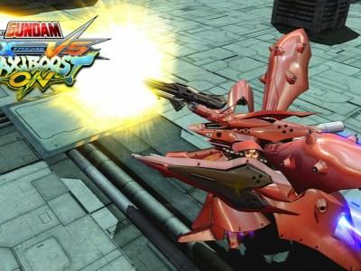 Game Mobile Suit Gundam: Extreme Vs. Maxiboost ON untuk PS4 Akan Dirilis Pada Tanggal 30 Juli 46