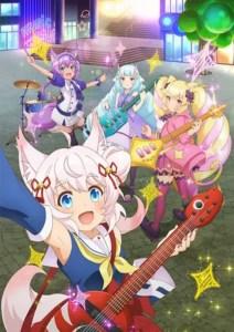 Franchise Show By Rock!! Dapatkan Seri Anime TV Baru 2