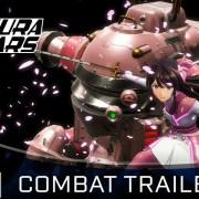 """""""Combat Trailer"""" Game Sakura Wars Baru Diluncurkan 9"""