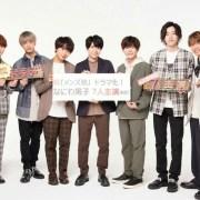 Manga Seiho Boys' High School! Karya Kaneyoshi Izumi Dapatkan Live-Action 6