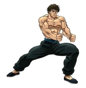 Anime Baki Season 2 Ungkap Tanggal Debutnya dan 12 Anggota Seiyuu Baru 5
