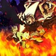 Snow Man dan Kaf Membawakan Lagu Tema Baru Anime Black Clover 14