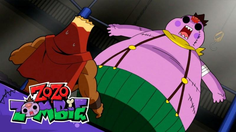 Episode Pertama Animasi Pendek Zo Zo Zombie Ditayangkan di YouTube 1