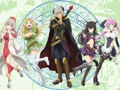 Anime How NOT to Summon a Demon Lord Dapatkan Season Ke-2 Pada Tahun 2021 69