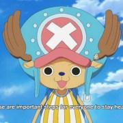 Kru One Piece Memberitahumu untuk Mencuci Tanganmu 44