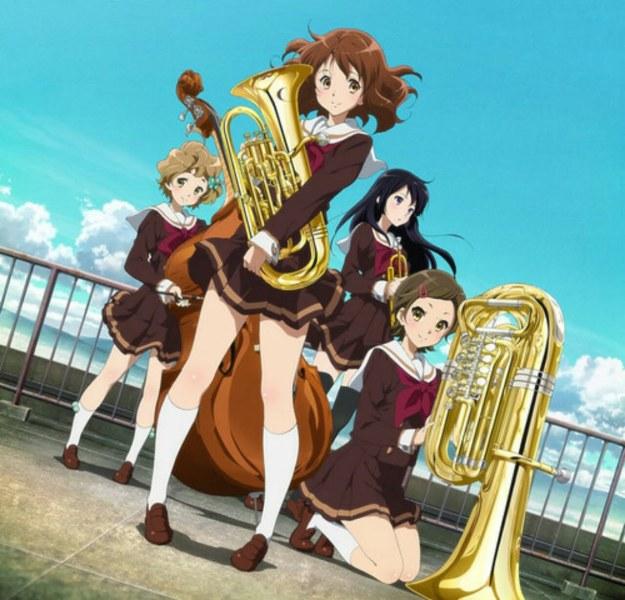 Sutradara Anime Sound! Euphonium Menggambar Ilustrasi untuk Ulang Tahun Ke-5 Animenya 1